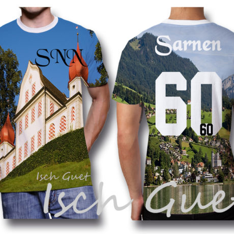 City Shirt Sarnen